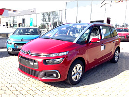 GRAND C4 PICASSO FEEL 1.6 BlueHDi 120 S&S MAN6