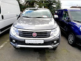 Fullback Double cab LX 180k 5AT