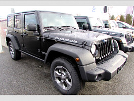 UNLIMITED RUBICON 2,8 CRD 2018