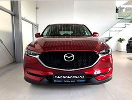 Attraction 2,0 Skyactiv-G160 AWD 118 kW 6AT
