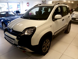 Panda 1.3 MultiJet 95k 4x4 Cross