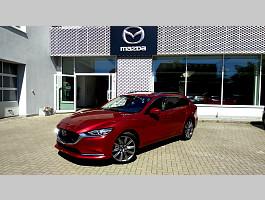 NOVÁ Mazda 6 2.0i G165 Revolution