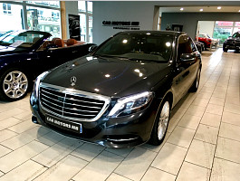 S350d 4x4 Distronic Sound