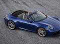 Nové Porsche 911 Cabriolet