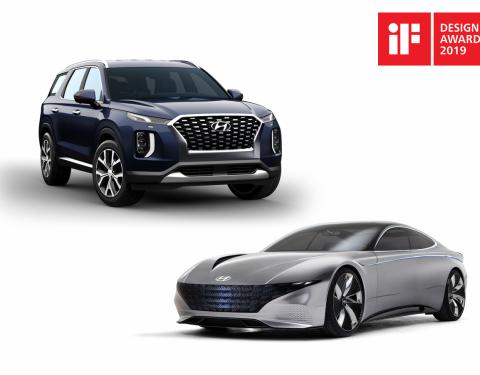 Hyundai opět získává prestižní ocenění