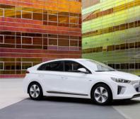 Hyundai IONIQ Electric je nejčistší evropský vůz