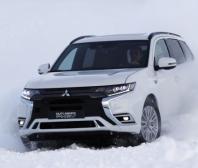 Mitsubishi Outlander PHEV - nejprodávanější model