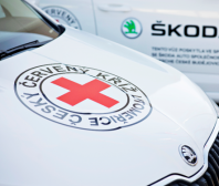 ŠKODA spolupracuje s Českým červeným křížem