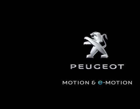 Peugeot se v roce 2019 elektrifikuje a mění svůj slogan