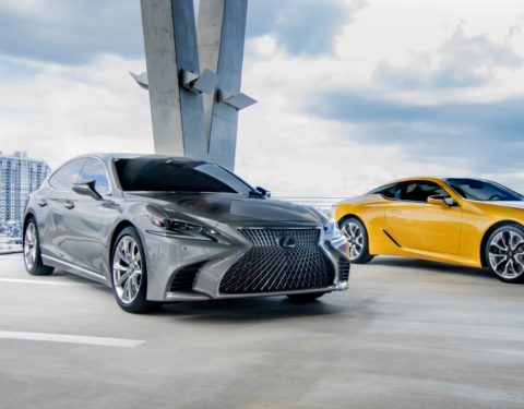 Lexus prodal po celém světě 10 milionů vozů