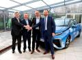 600 vodíkových taxi v Paříži díky Toyotě