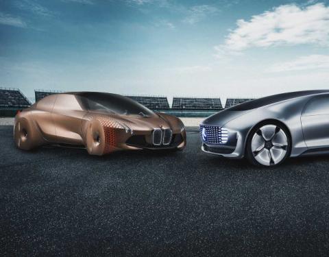 Automatizovaná jízda s BMW Group