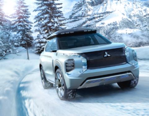 Mitsubishi představuje v Ženevě Engelberg Tourer