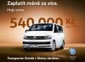 Volkswagen Užitkové vozy spouští jarní kampaň