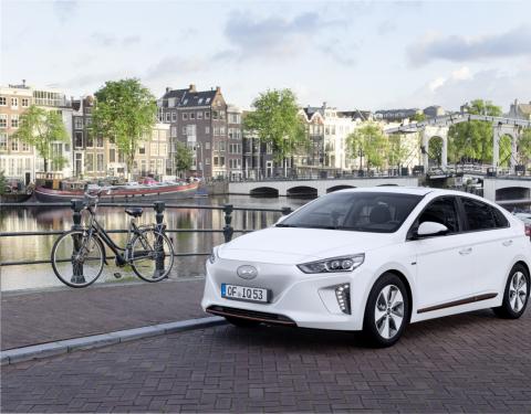 Hyundai IONIQ Electric získal nejvyšší hodnocení