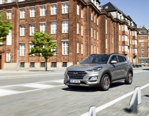 Hyundai kombinuje hybridní pohon se vznětovým motorem