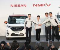 "Mitsubishi a Nissan uvedou nové minivozy ""KEI CARS"""