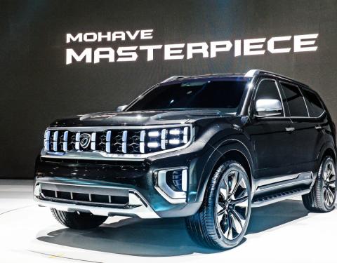 Kia na autosalonu v Soulu 2019 odhaluje nové koncepty SUV