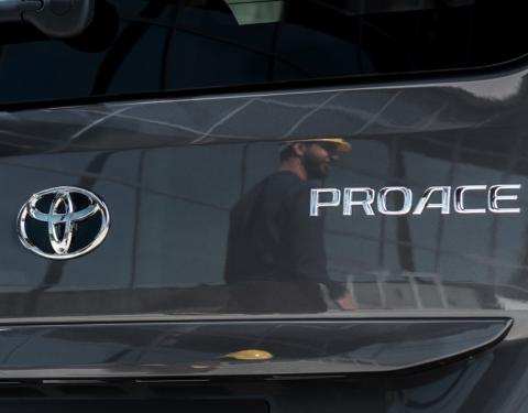 Nový kompaktní užitkový vůz Toyota PROACE CITY