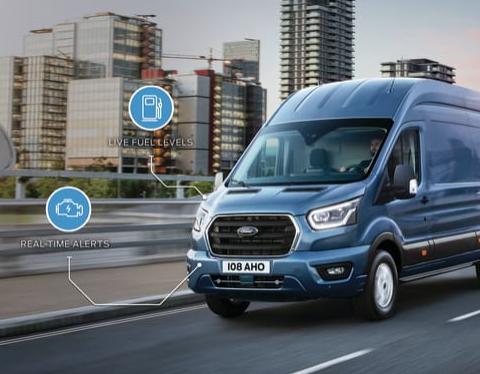 Ford představil elektrifikovanou a online budoucnost