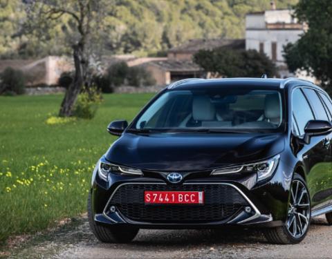 Toyota má za 1. čtvrtletí téměř 3000 objednávek