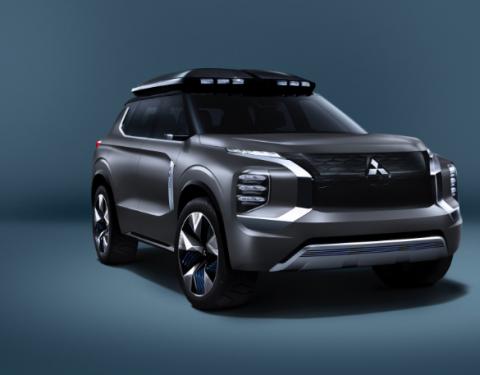 Mitsubishi Motors na Šanghajském autosalonu 2019