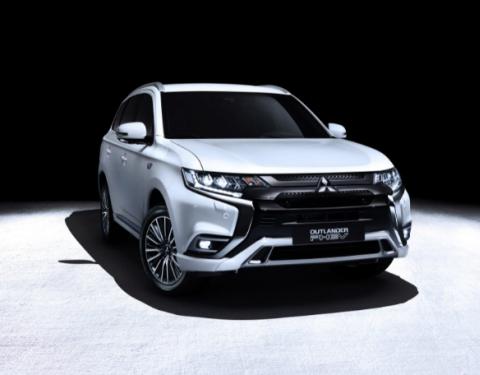 Prodej Mitsubishi Outlander PHEV překročil 200 000 vozů