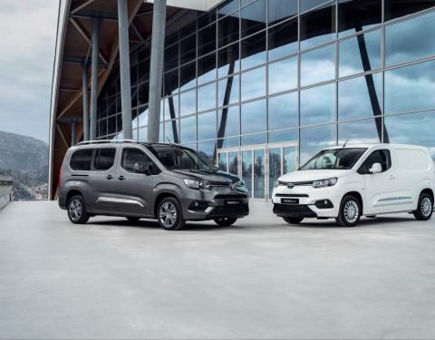 Nová Toyota PROACE CITY