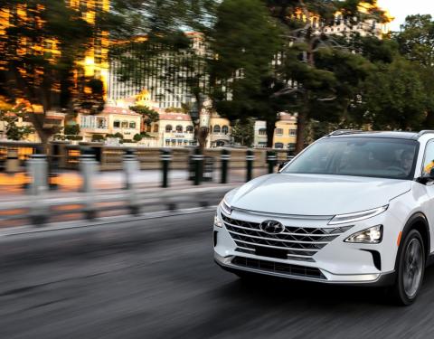 Hyundai NEXO: Auto jako elektrárna