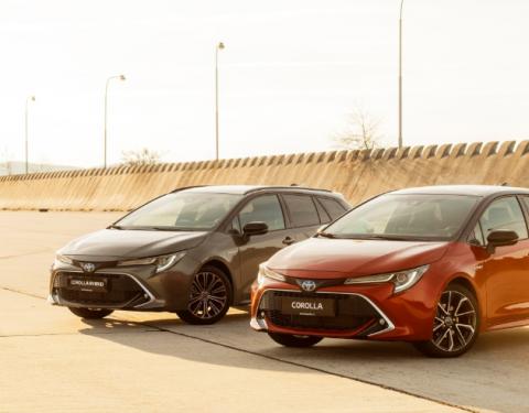 Během dubnového Toyota Víkendu se prodalo 157 vozů