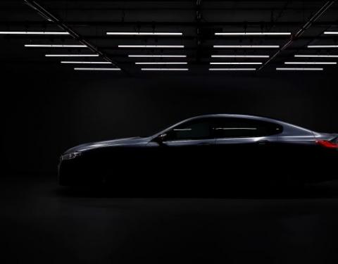 BMW řady 8 Gran Coupé – čtyřdveřový sportovní vůz