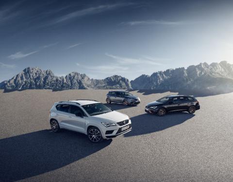 SEAT poprvé prodal více než 200 000 vozů během prvních čtyř měsíců roku