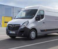 Nový Opel Movano