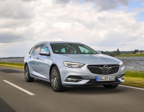 Opel Insignia vítězem své třídy