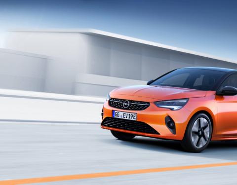Představuje se nová 6. generace Opel Corsa