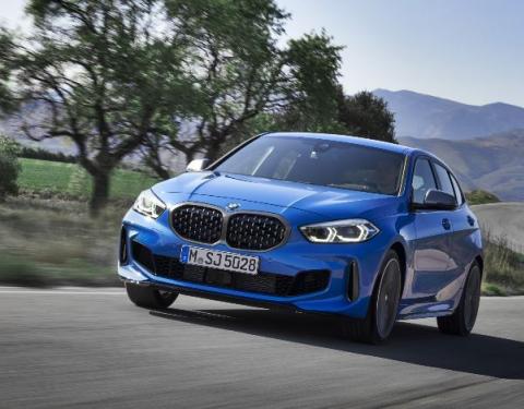 Nové BMW řady 1. Ideální spojení agility a prostoru