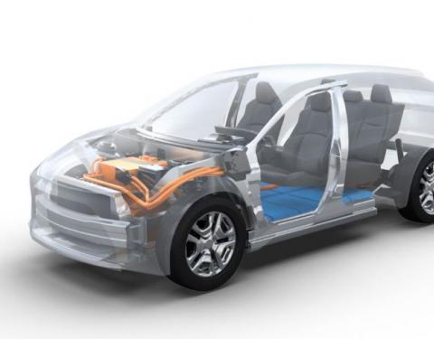 Toyota a Subaru budou společně vyvíjet bateriové elektromobily a elektrická SUV