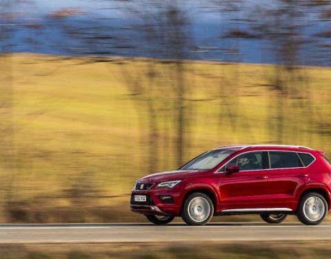 SEAT dosáhl v květnu dvouciferného růstu prodeje