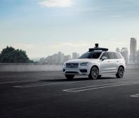Volvo Cars a Uber: produkční autonomní vůz pro sériovou výrobu