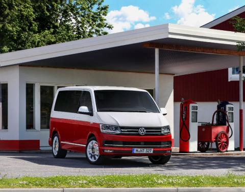 Volkswagen Užitkové vozy dodal od začátku roku 215 000 automobilů