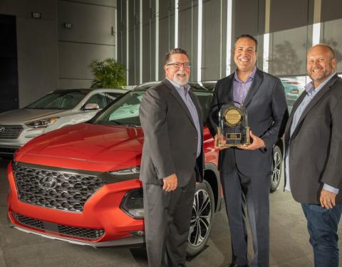 Hyundai získal nejvyšší umístění ve studii kvality nových vozů