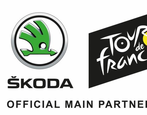 ŠKODA již pošestnácté podpoří Tour de France