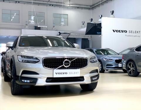 Volvista operák láká do Průhonic: Získat ojeté Volvo nebylo nikdy snazší