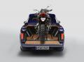 Luxusní vzhled doplněný o schopnosti užitkového vozidla
