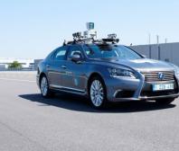 Toyota začíná testovat auta bez řidiče v evropských městech