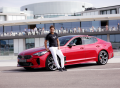 Automobilka Kia a Rafael Nadal oslavují 15 let spolupráce