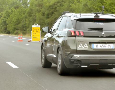 Autonomní vůz vstupuje do nové etapy vývoje