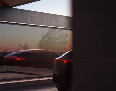 CUPRA ukazuje vizi koncepčního elektromobilu