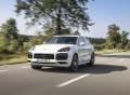 Nejvýkonnější Porsche Cayenne je Plug-in Hybrid