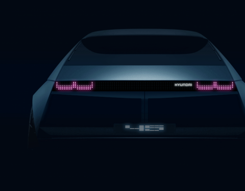 Hyundai představí na Frankfurtském autosalonu nový koncepční elektromobil 『45』